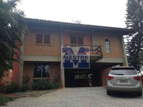 Sobrado Com 4 Dormitórios À Venda, 360 M² Por R$ 2.000.000,02 - Vila Rio De Janeiro - Guarulhos/sp - So0151