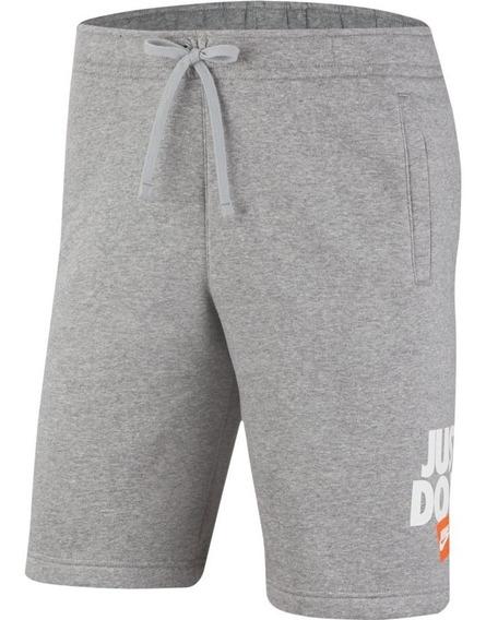 Bermuda De Moletom Nike Sportswear Reta Nsw Masculina.