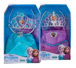 Frozen Corona Y Cartera 2254