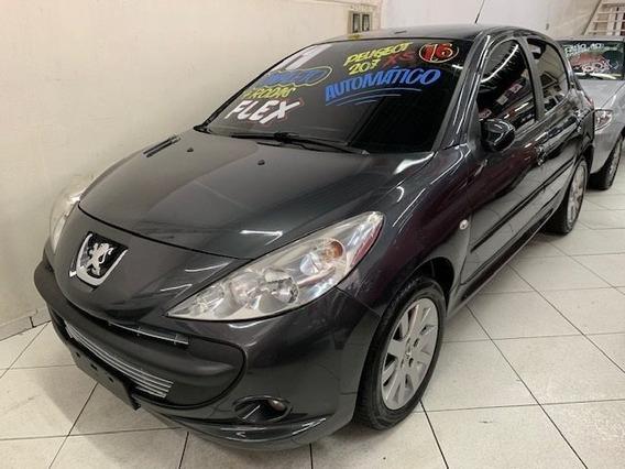 Peugeot 207 Xs 1.6 Flex Automático 2011 Completo!