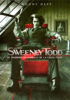 Sweeney Todd El Barbero Demoníaco ( Johnny Depp ) Dvd Origin
