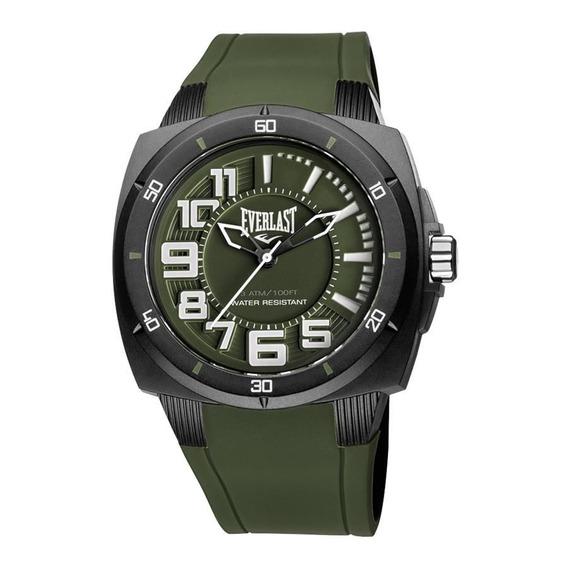 Relógio Everlast Masculino Ref: E680 Analógico Esportivo