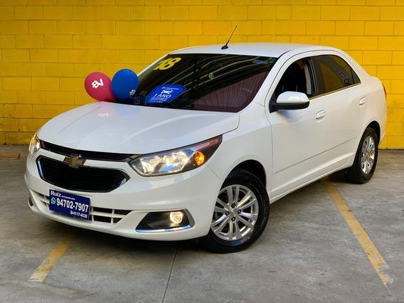 Chevrolet Cobalt Ltz 1.8 Top De Linha Unico Dono Automatico