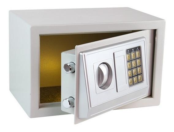 Caja Fuerte Digital-electronica De Seguridad 31 X 20 X 20 Cm