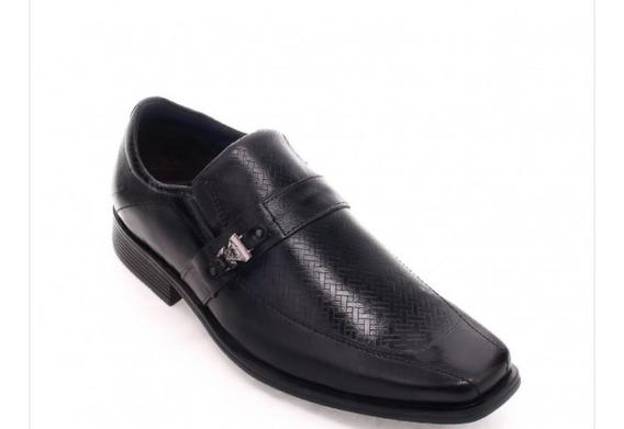 Sapatos Social Ferracini Original Em Couro 24 Horas Oferta