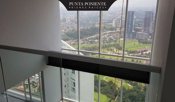 Ph En Venta Bosque Real Towers - 2 Pisos, 3 Recámaras