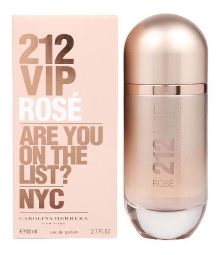 212 Vip Rose Edp Mujer 80ml