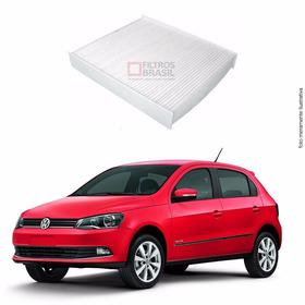 Filtro Ar Condicionado Volkswagen Gol G6 14/...