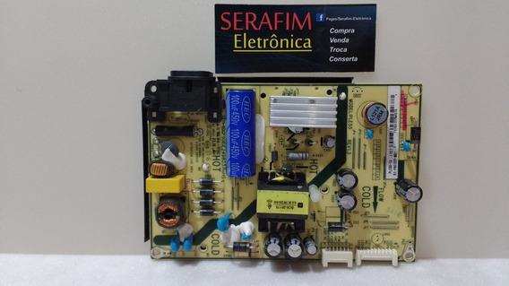 Placa Da Fonte Tv Semp Toshiba L32 S490s Garantia 90 Dias
