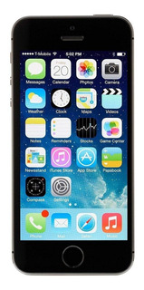 Apple iPhone 5s 32 GB Cinza-espacial 1 GB RAM