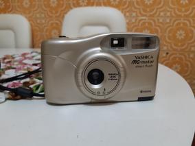 Máquina Fotográfica Câmera Analógica Yashica Mg Motor