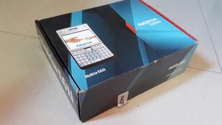 Celular Nokia E61i Na Caixa Original Com Manuais E Acessório