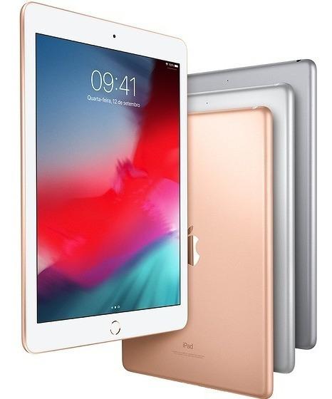 Apple iPad New 128gb 9.7 Polegadas 2018 + Nota Fiscal