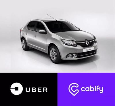 Alquiler De Auto Para Cabify Ó Uber | Trabajar Ya De Chofer