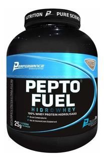 Pepto Fuel Whey 100% Isolado E Hidrolisado 2kg
