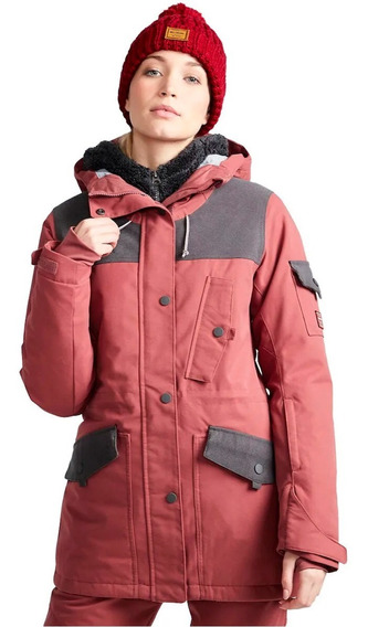 Campera Snow Billabong Scenic Route Mujer - Jsnjvbsr