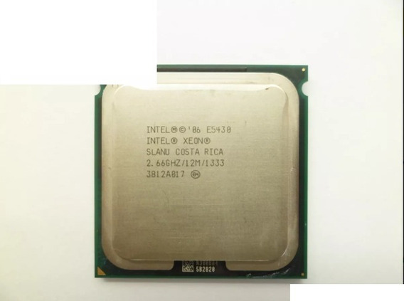 Intel Xeon E5430 2.66ghz / 12m / 1333mhz /socket 775