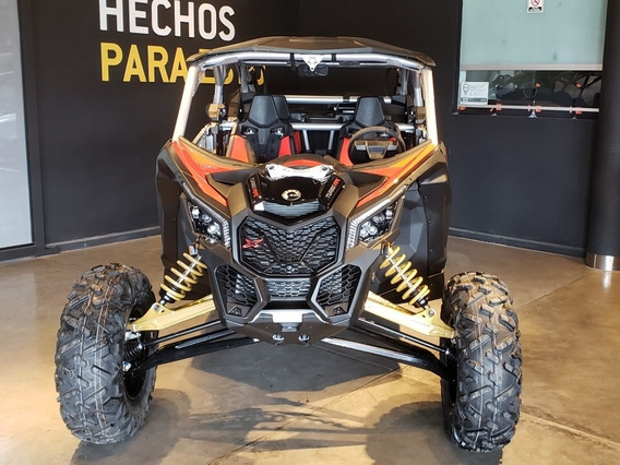 Can Am Maverick X3 X Rs Max