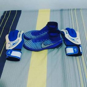 Chuteira Nike Botinha Magista
