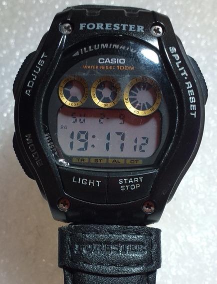 Relógio Casio Forester Anos 90 Item De Colecionador