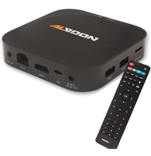 Convertidor Smart Tv Convertir Tv Box Noga 4k Nogapcmax