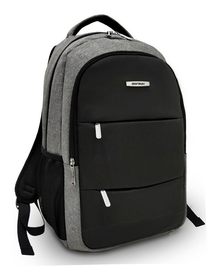 Mochila Mormaii Notebook Executiva Escolar