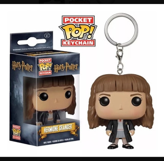 Hermione Funko Pop Keychain Harry Orig Collectoys
