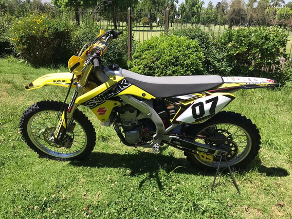 Susuki Cross Enduro Rmz 450