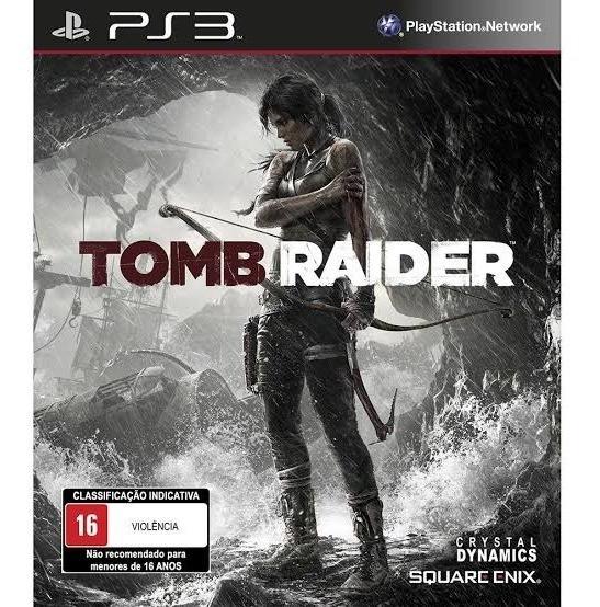 Tomb Raider Ps3 Play3 Jogo Em Promoção