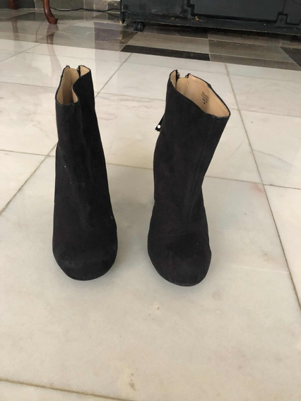 Botines Negros Elegantes
