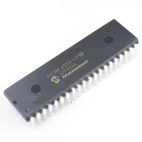 01 Microcontrolador Pic18f4550-i/p Pic18f4550