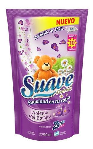 Suave Fede. Violetas Del Campo 900ml