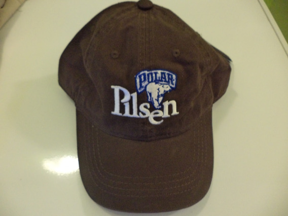 Gorra Polar Pilsen Marron