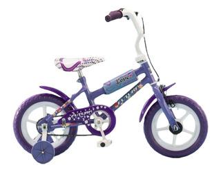 Bicicleta Bmx Futura 7061 Love Nena Rodado 12 Lh Confort