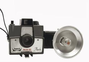 Linda Antiga Câmera Imperial Mark2 Gris Lomo, Coleção, Decor
