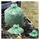 Ecosafe Compost Trash Bags,33x48,pk50 Stout E3348e85