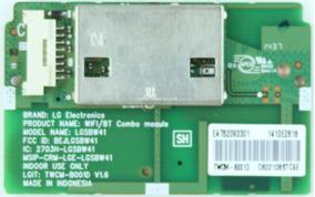 Módulo Wi Fi Tv Lg 70lb7200 Lgsbw41 Bejlgsbw41. #6