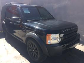 Land Rover Lr3 Se V8 Piel 7 Asientos Qc At 2006