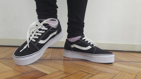 Zapatillas Con Plataformas