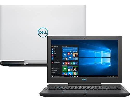 Notebook Dell Gaming G7 7588-a40b I7 16gb Gtx 1060 Garantia