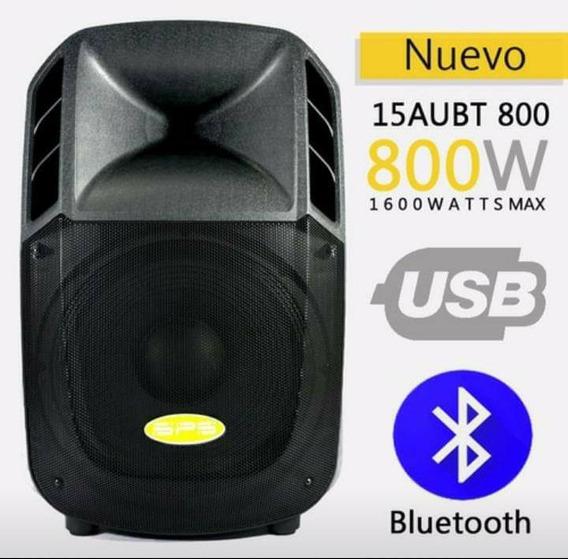 Corneta Amplificada Sps 15aubt 800 Totalmente Nueva!!!!