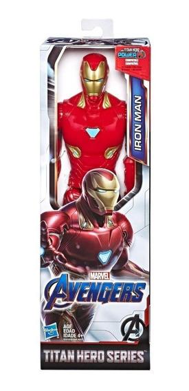 Iron Man Avengers Titan Hero Movie E3918