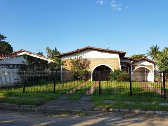 Casa Com 4 Dormitórios Para Alugar, 400 M² Por R$ 2.400/mês - Eldorado - Tremembé/sp - Ca3439