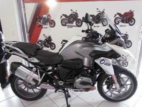 Bmw R 1200 Gs 2016 - Super Inteira/impecavel