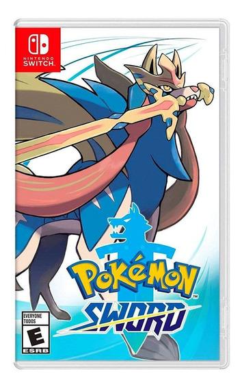 Videojuego Pokémon Sword Edición Estándarr Nintendo Switch