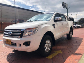 Ford Ranger 2012 Diesel 4x4 Cara Nueva