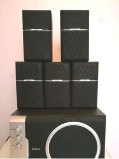 Edifier R451 Impecable Excelente Sonido