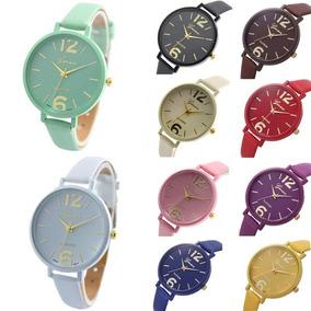 Relógio Geneva Movt Platinum - Cores