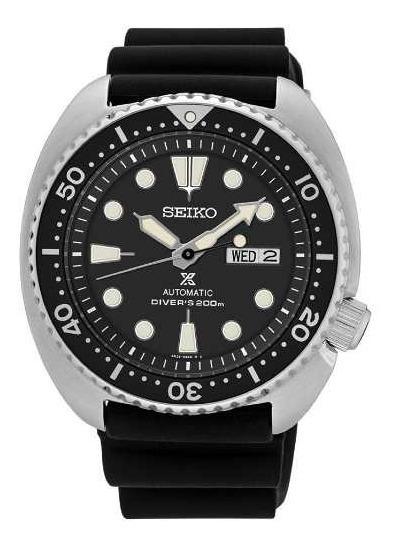 Relógio Seiko Srp777 Prospex Turtle Diver Automatico 45 Mm
