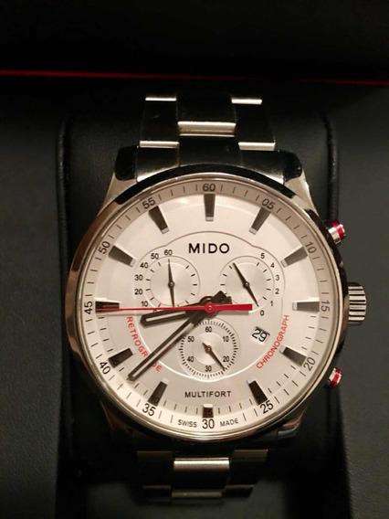 Mido Retrograde Multifort